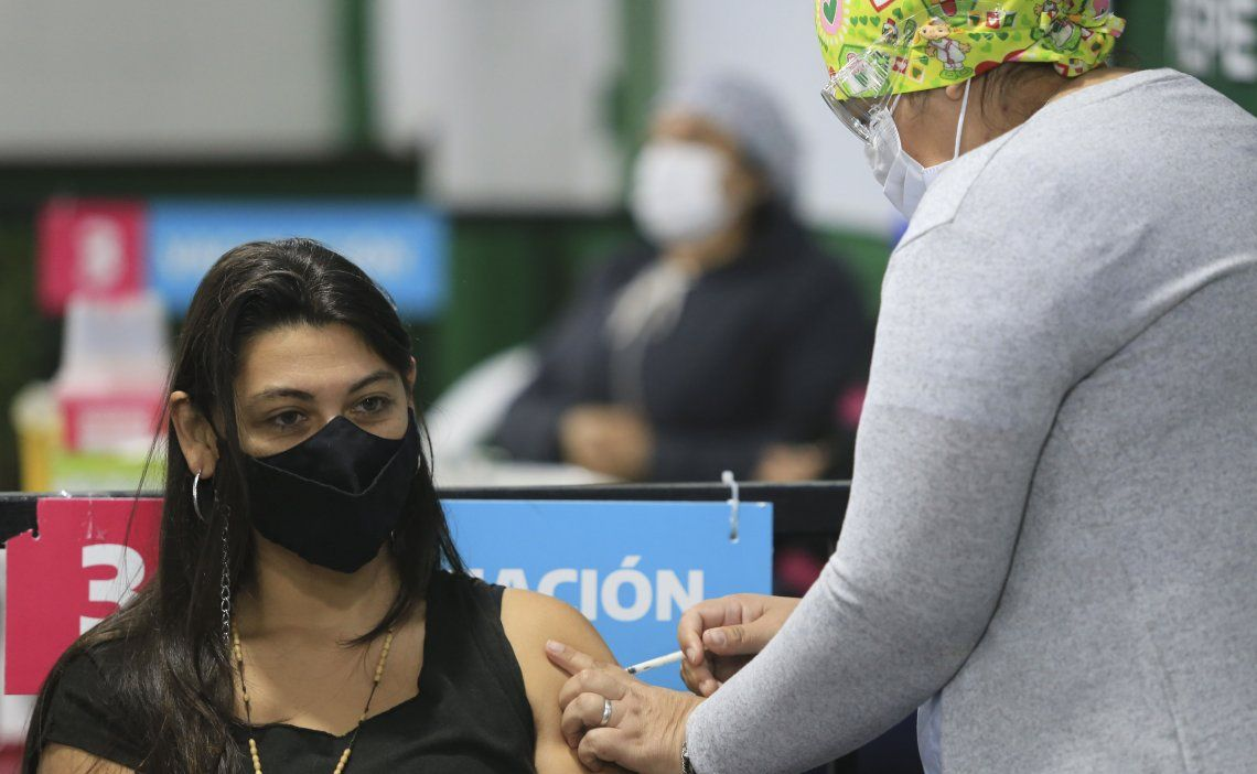 Coronavirus en Argentina: avanza la vacunación.