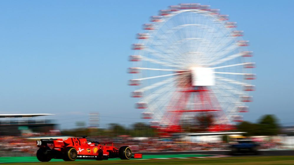 Fórmula 1: cancelan el Gran Premio de Japón