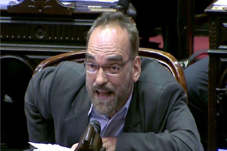 Alberto Fernández cruzó al diputado PRO Fernando Iglesias