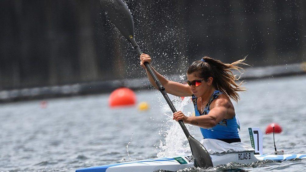 Juegos Olímpicos Tokio 2020: Brenda Rojas está en semis de K1 500