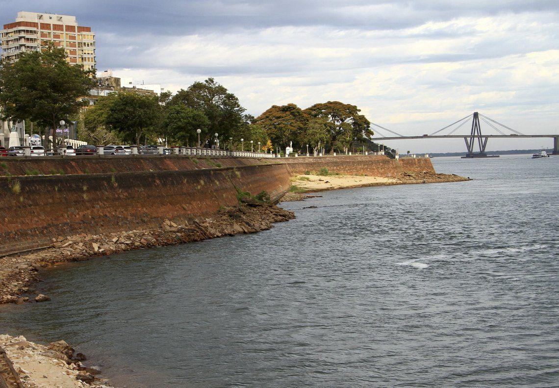 La decisión del Ministerio de Agricultura se debe a la histórica bajante del río Paraná.