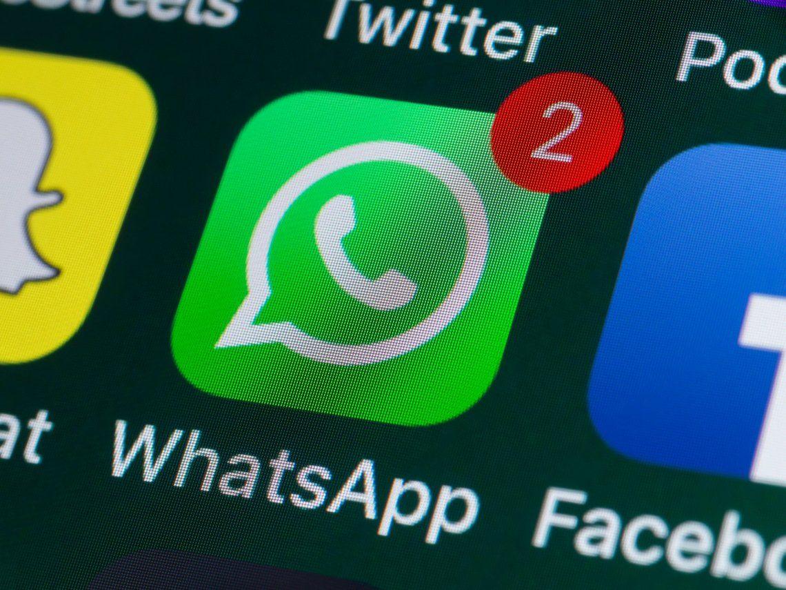 Cambios en WhatsApp: el Gobierno ordenó a Facebook que suspenda la actualización