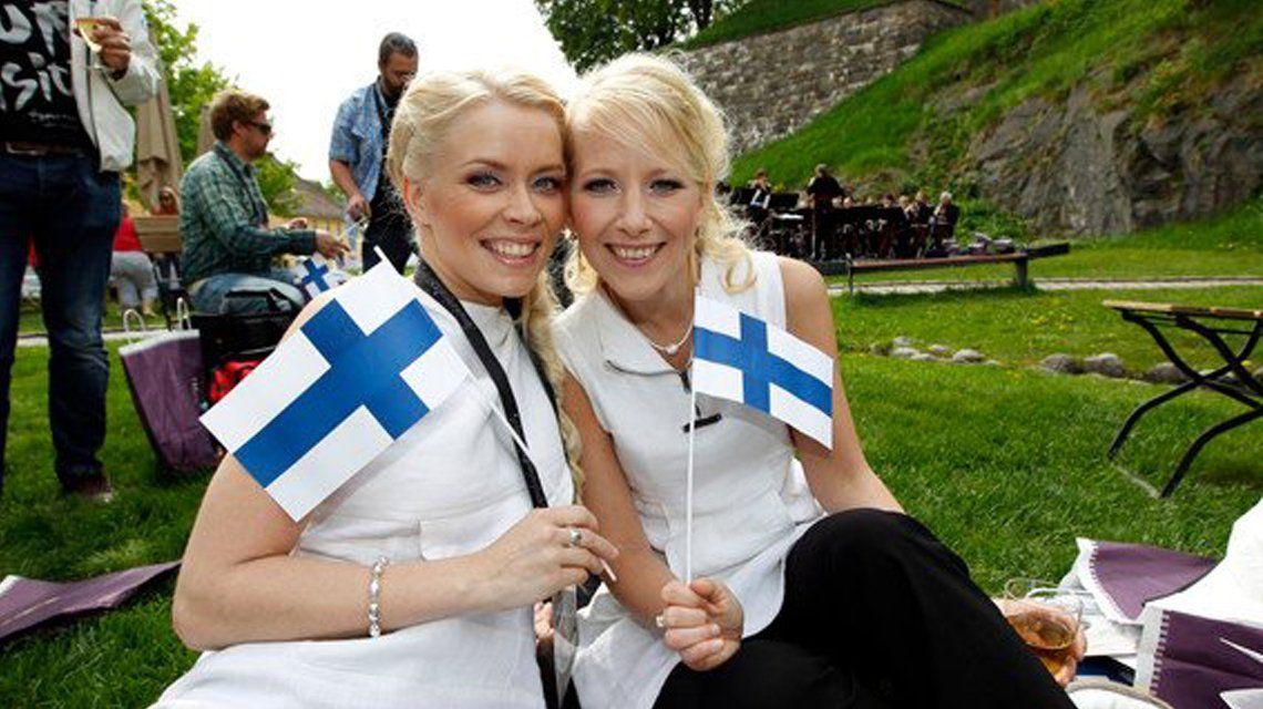 Finlandia es el país más feliz en tiempos de pandemia.