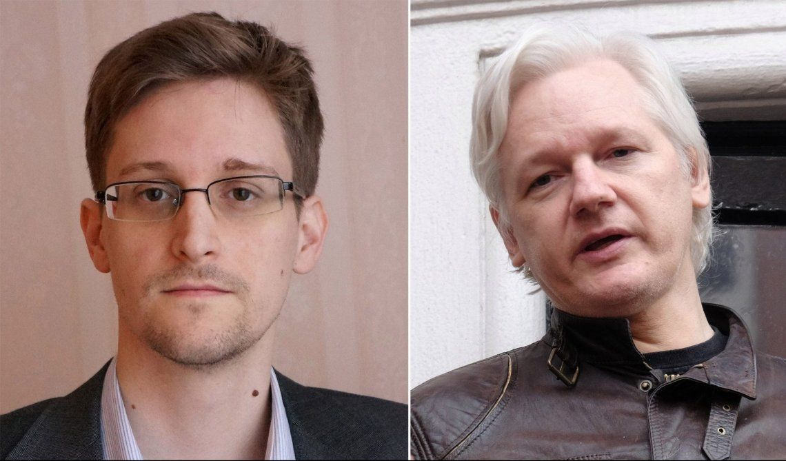 Snowden se encuentra asilado en Rusia desde 2013.