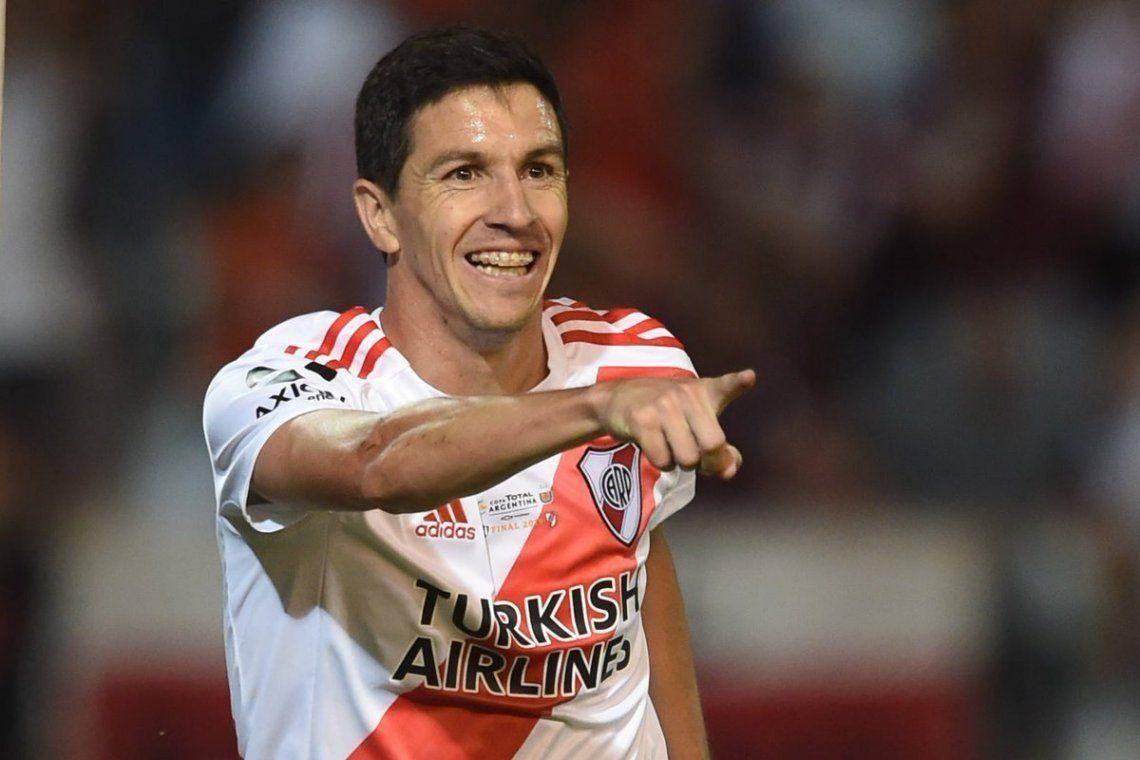 Nacho Fernández recibió el alta y podría jugar ante Arsenal.