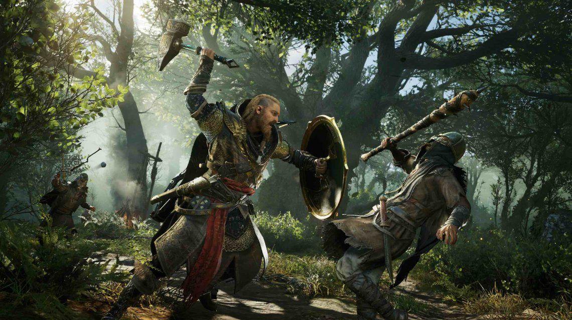 Videojuego Assassin's Creed: Valhalla
