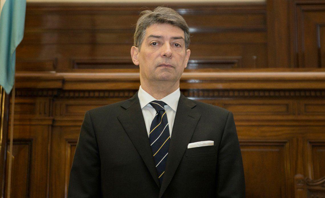 Horacio Rosatti fue elegido nuevo presidente de la Corte Suprema de Justicia.