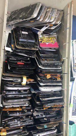 Balvanera: nueve detenidos por vender 234 celulares robados