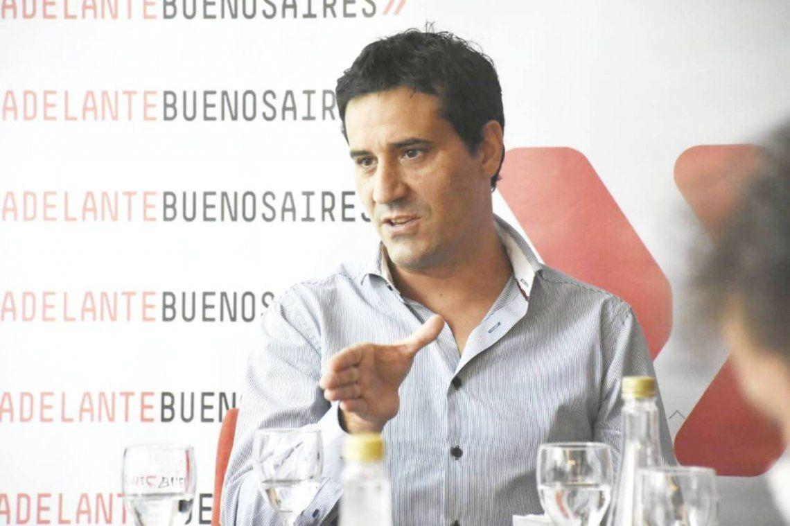 UCR - Maximiliano Abad compite por la presidencia del partido en la provincia de Buenos Aires