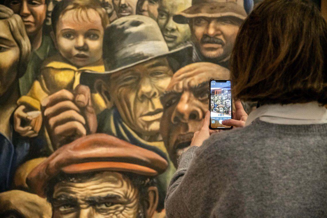 A 40 años de su muerte, un recorrido por las obras de Antonio Berni exhibidas en Buenos Aires