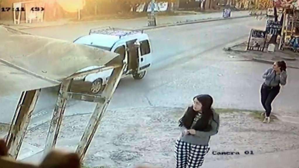 Violento hecho en Moreno.