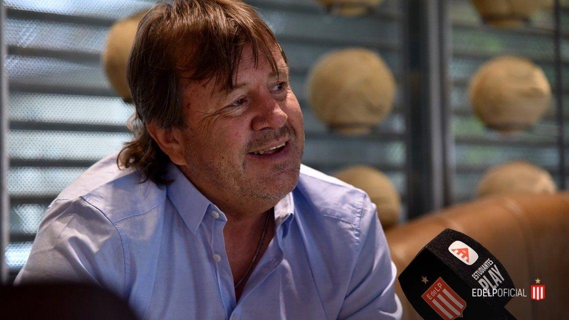 Ricardo Zielinski no haría cambios para enfrentar a Independiente