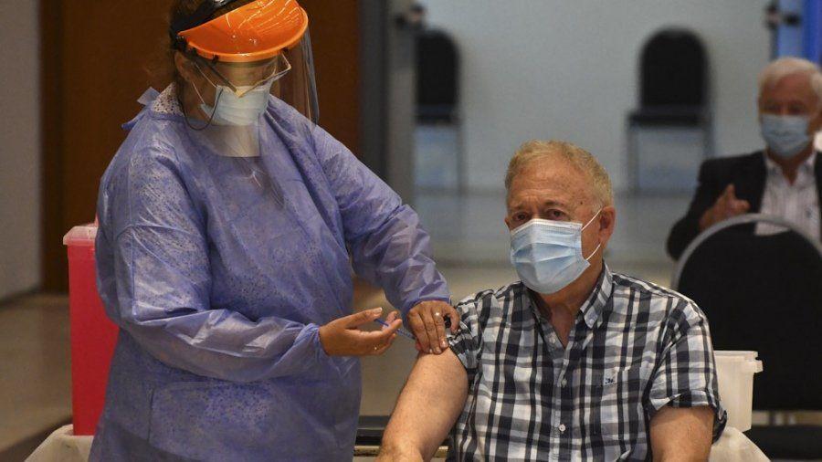Coronavirus: vacunación en Argentina.