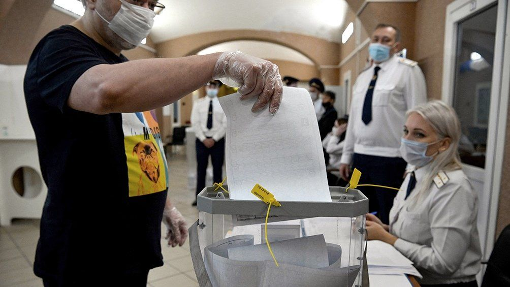 Rusia Unida gana las elecciones legislativas con el 40