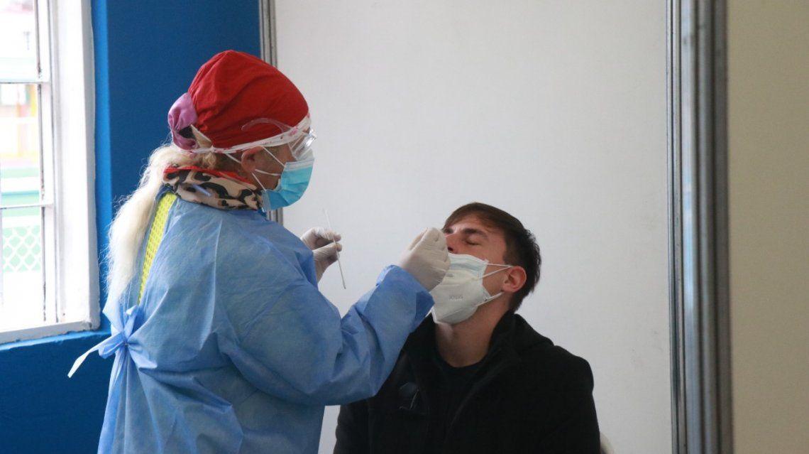 Coronavirus: destacan bajas en los contagios.