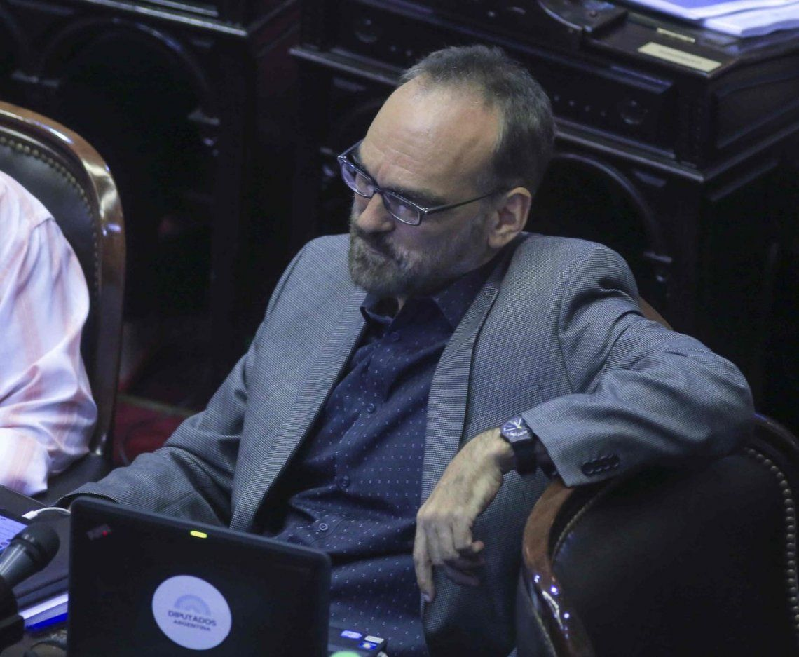 Fernando Iglesias fue imputado por presunto enriquecimiento ilícito