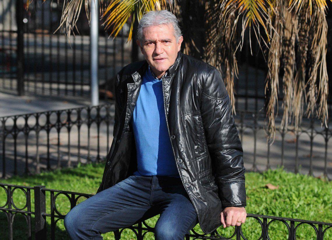 Jorge Burruchaga no ocultó su enojo por su salida obligada de Independiente y aseguró que el club hoy no tiene rumbo.