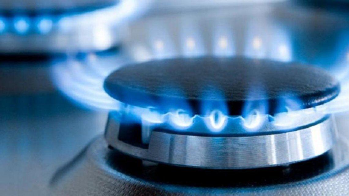 El aumento de la tarifa de gas será del 6% para usuarios residenciales y del 4% para las pymes.