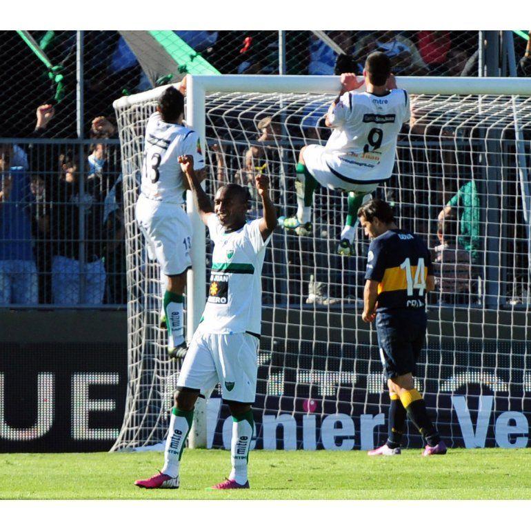 La goleada ante San Martín es la 15ta. que Boca recibe al menos 6 goles