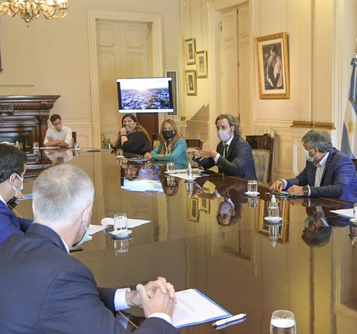 Repro II: el Gobierno lo aumentó tras reunión del gabinete económico.