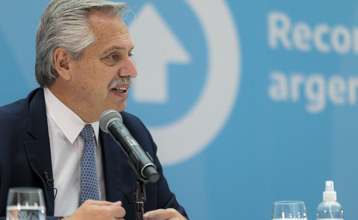Le piden cambios, pero el presidente Alberto Fernández está en