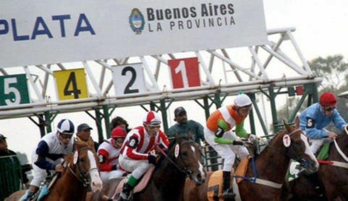 Hipódromo de La Plata.