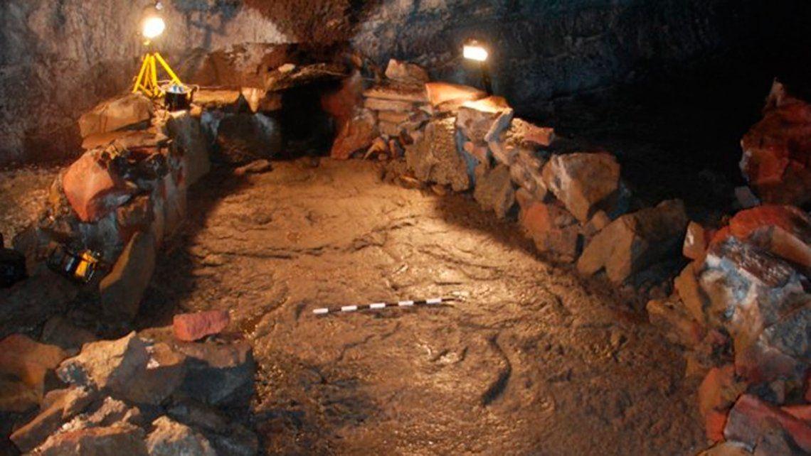 Islandia: la cueva de los vikingos para evitar el fin del mundo.