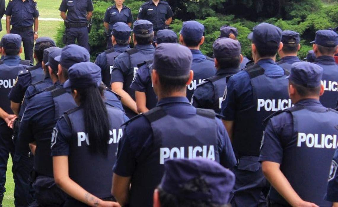 La Escuela de Policía Julio Dantas está ubicada en el Parque Pereyra Iraola.