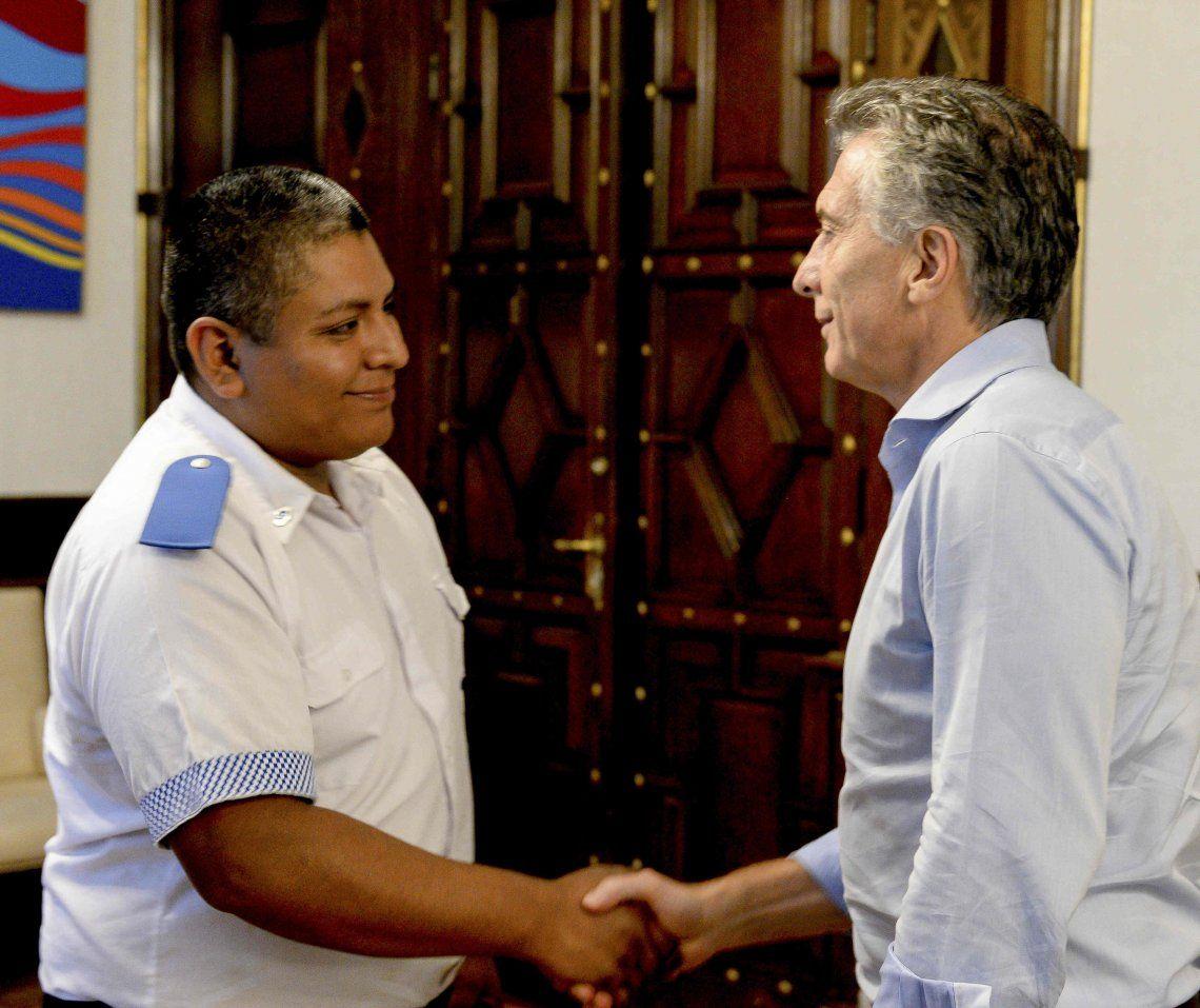 Comenzó el juicio contra el policía Luis Chocobar