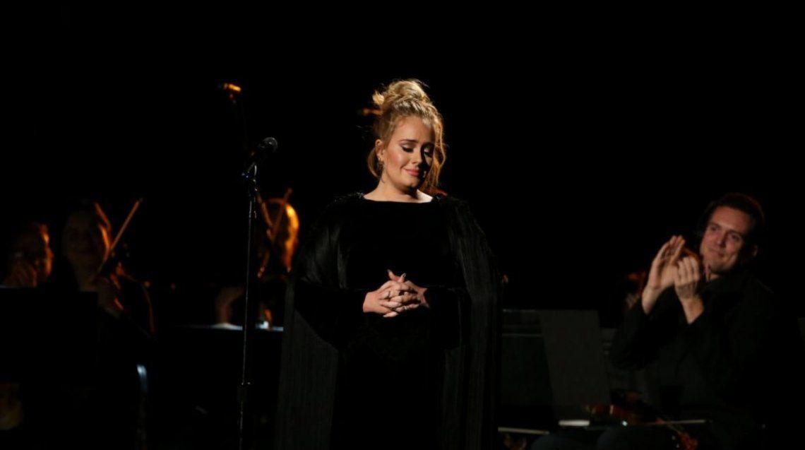 Adele vuelve al ruedo.