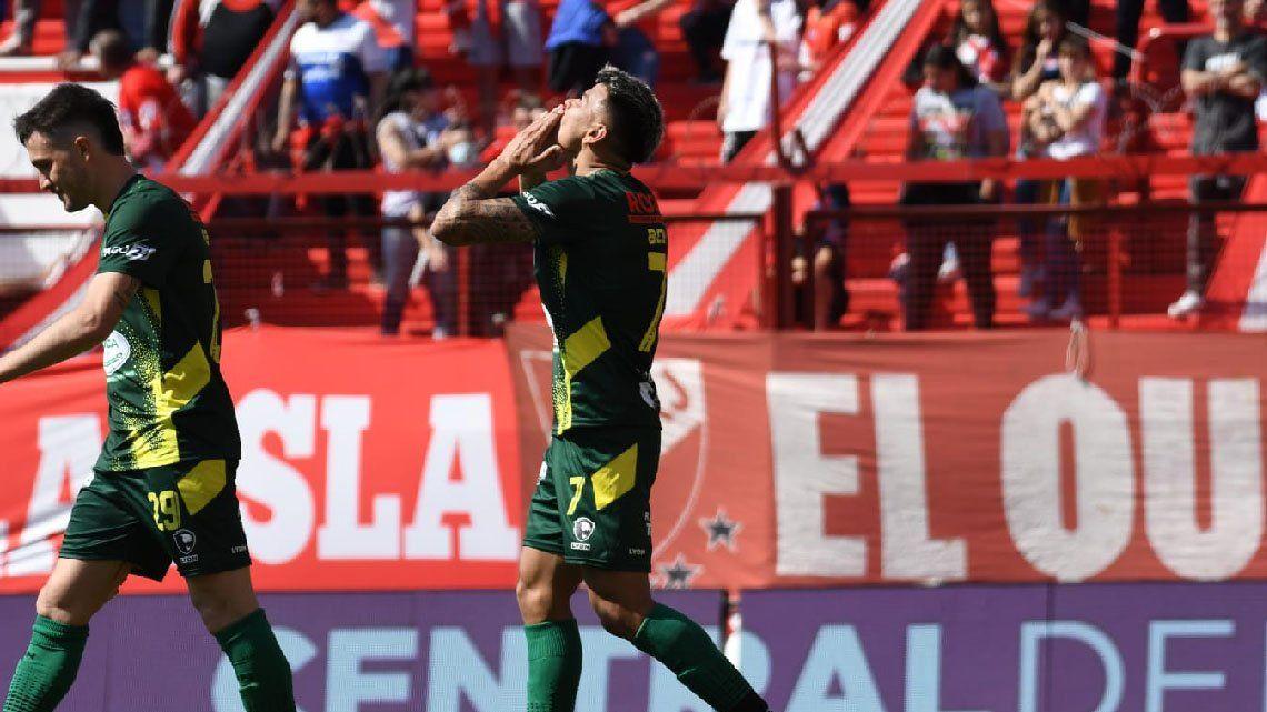 Defensa y Justicia le ganó a Argentinos en La Paternal.