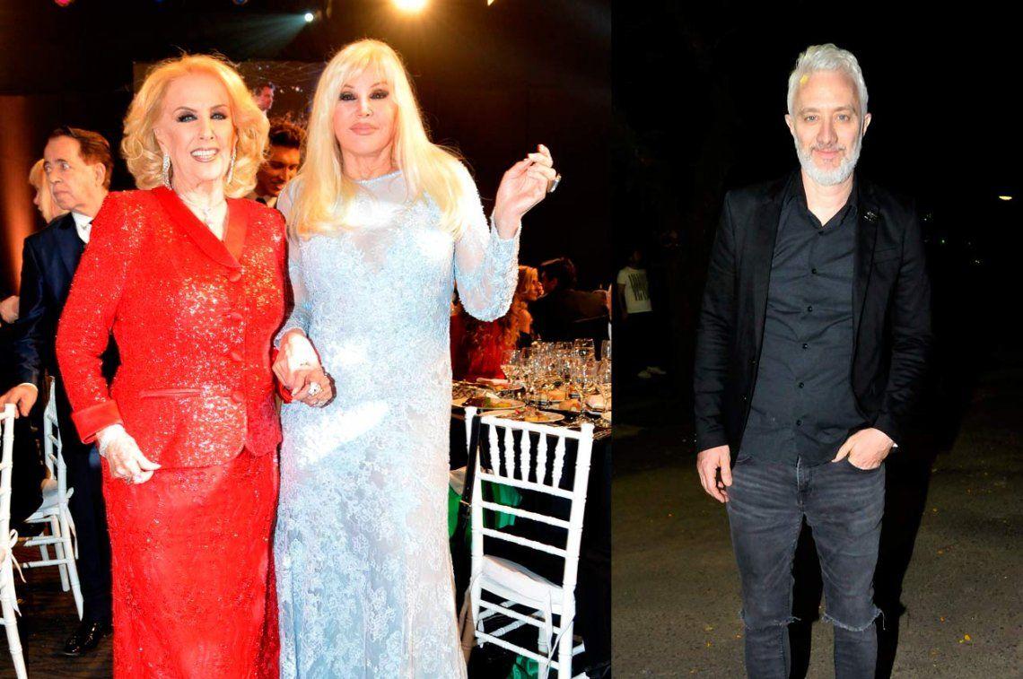 Los invitados de Mirtha Legrand, Susana Giménez y Andy Kusnetzoff para este fin de semana