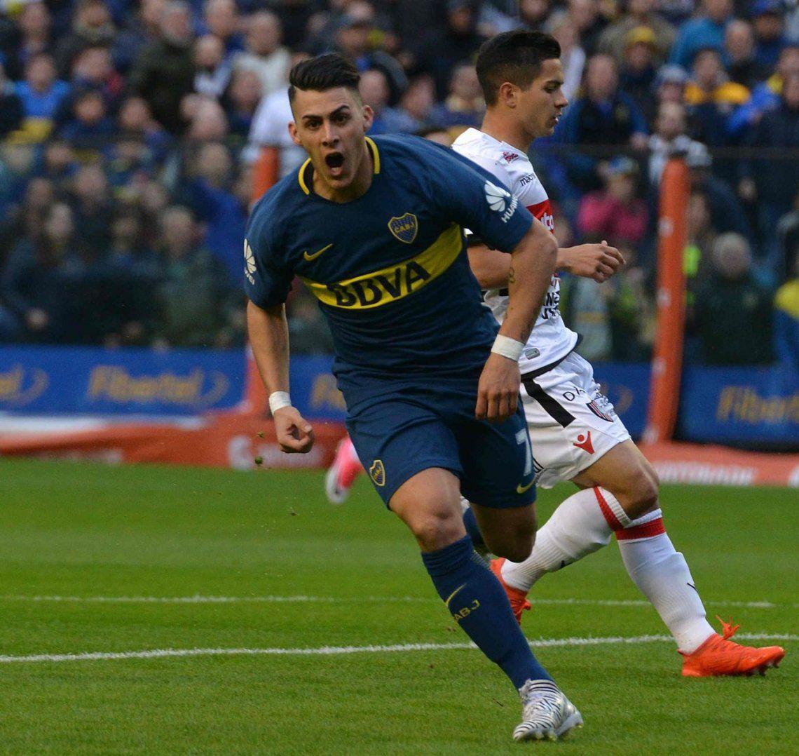 El Milan prepara una oferta multimillonaria para llevarse a Cristian Pavón de Boca