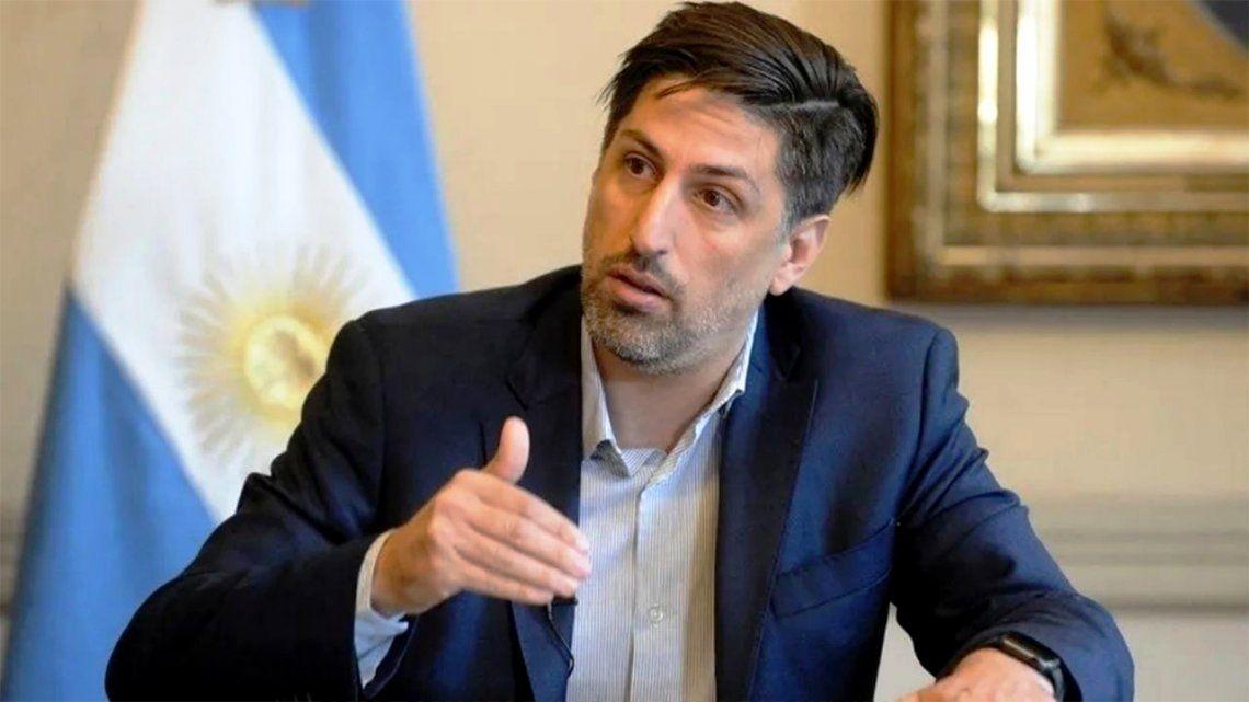 El ministro Trotta anunció que hay más de 600 mil inscriptos al programa Progresar.