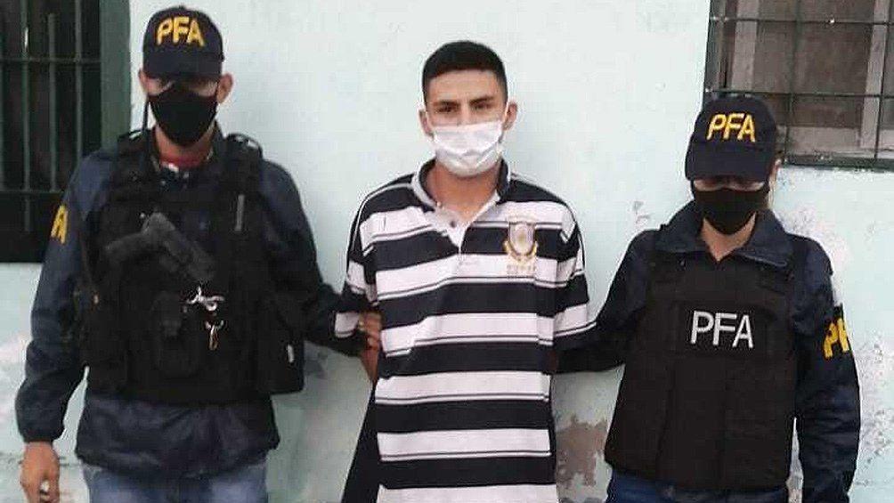 Crimen de ex policía en Barracas: un detenido en Dock Sud.
