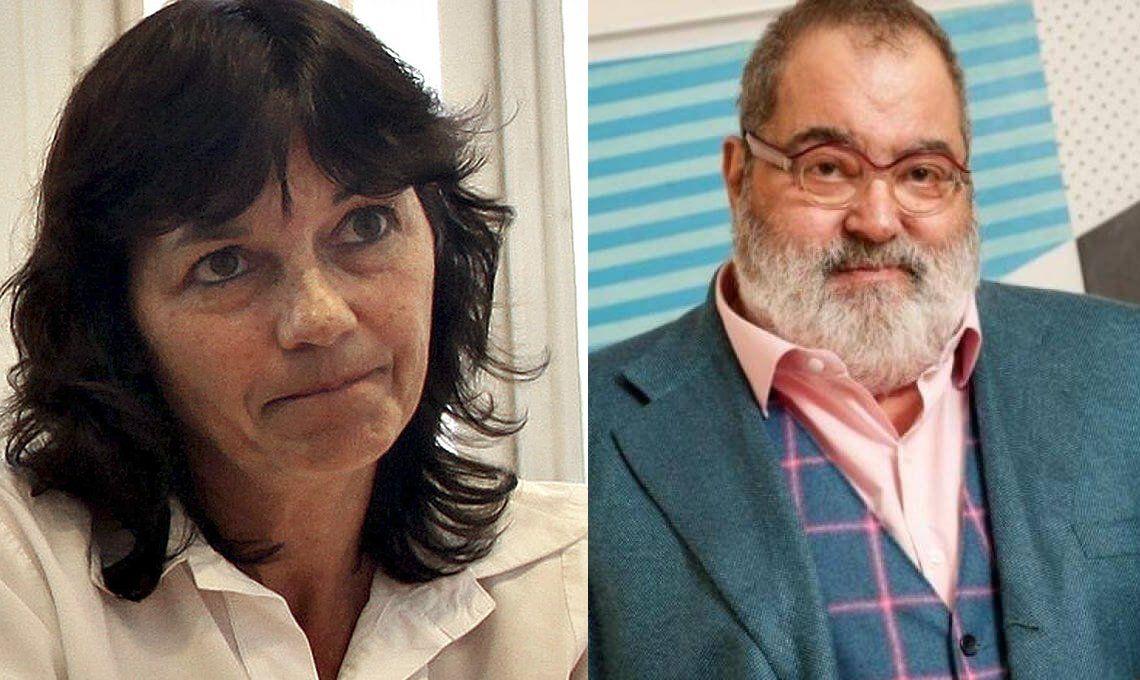 Vilma Ibarra acusó de misógino y maltratador a Jorge Lanata