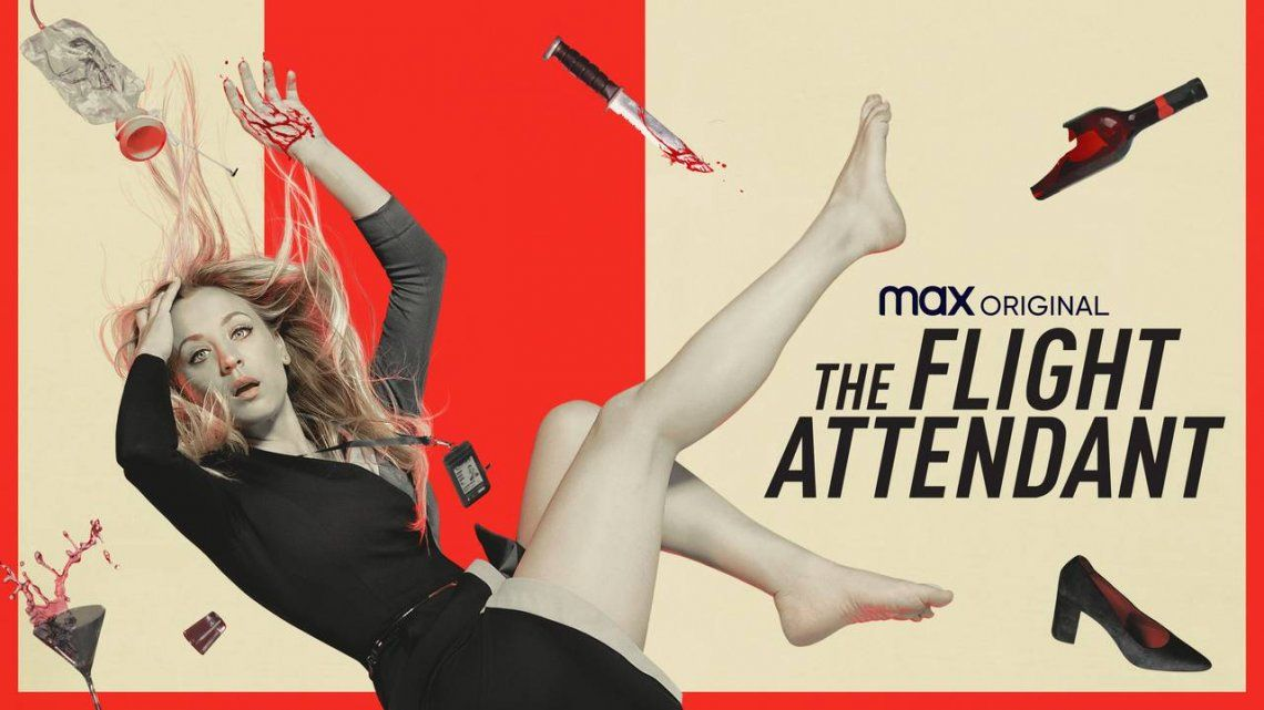 The flight attendant - HBO MAX