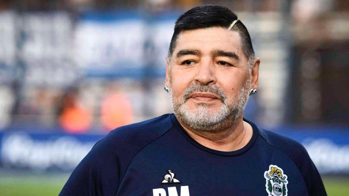 Los bienes de Maradona serán rematados y lo recaudado se dividirá entre sus hijos.