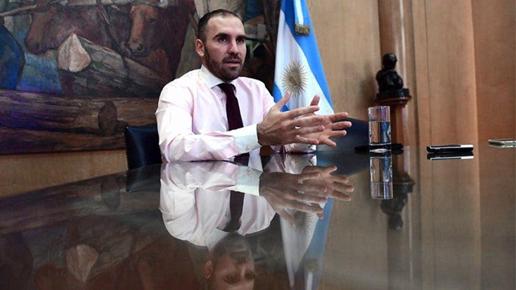 Para Martín Guzmán los salarios deben crecer por encima de la inflación