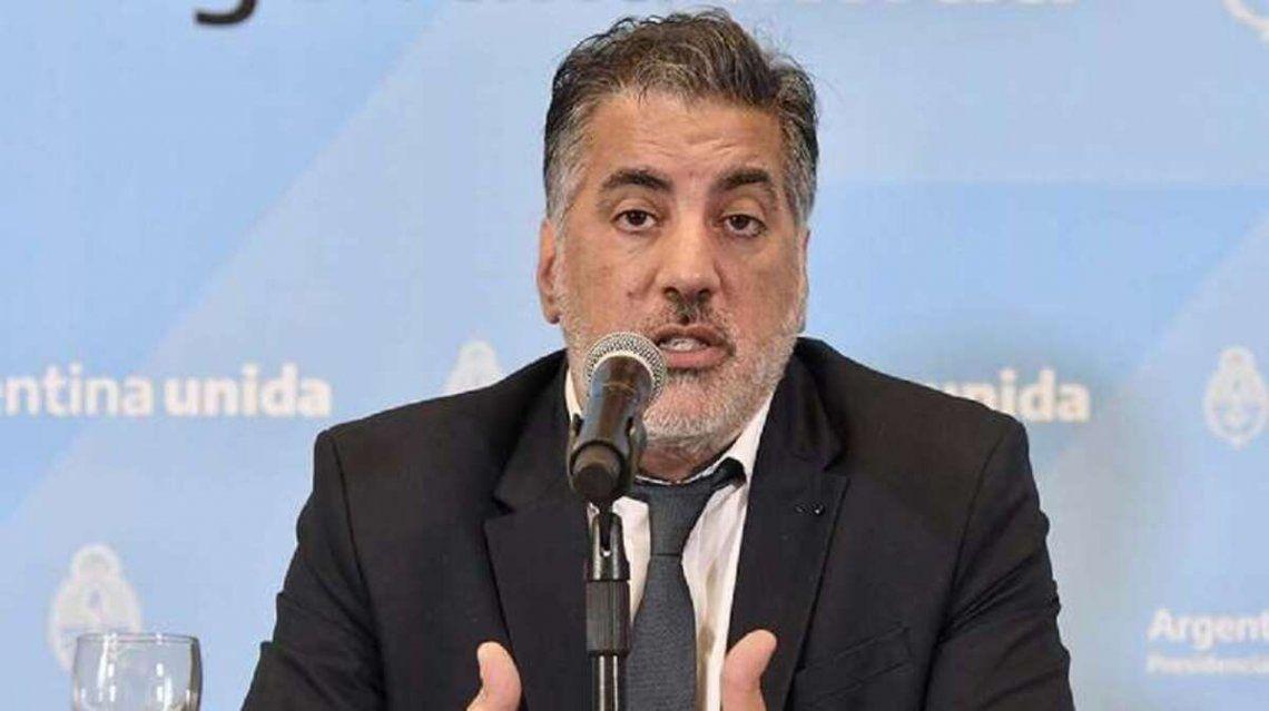 Francisco Meritello renunció a su cargo