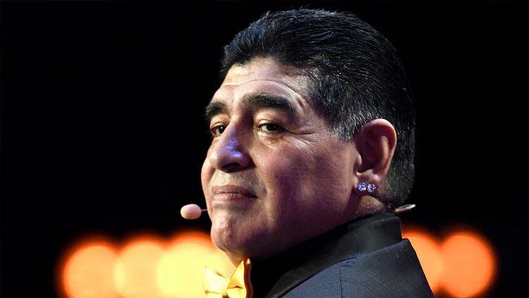 Maradona: crean una criptomoneda dedicada al 10.
