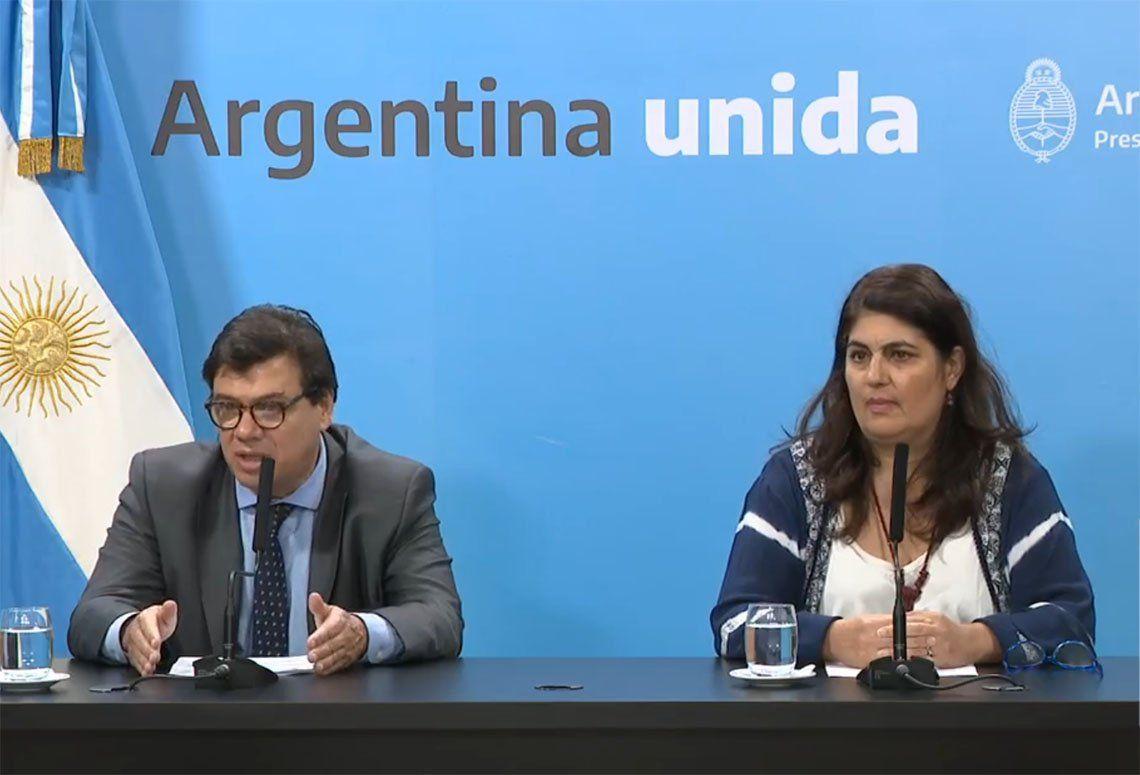 Coronavirus en Argentina: el gobierno insta a las provincias y municipios a promover el trabajo a domicilio