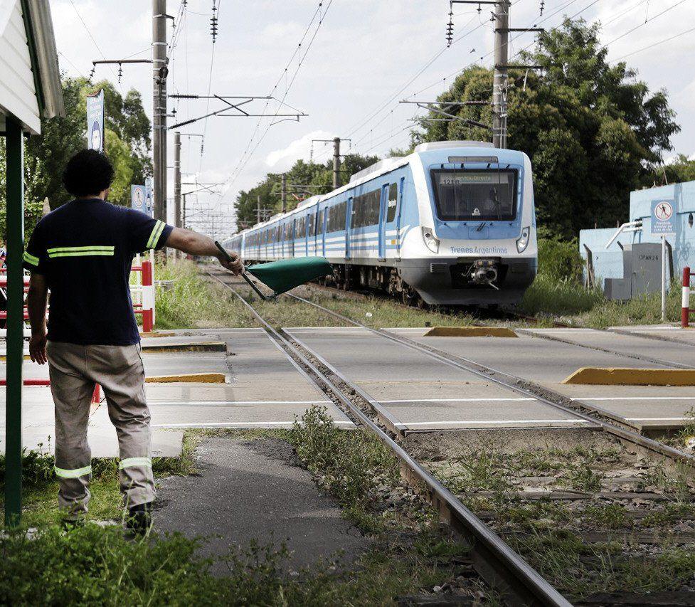 Tren Roca: instalarán 462 cámaras de seguridad