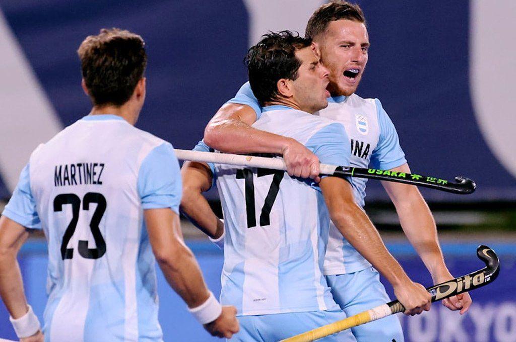 Juegos Olímpicos Tokio 2020: Los Leones golearon a Nueva Zelanda y están en cuartos