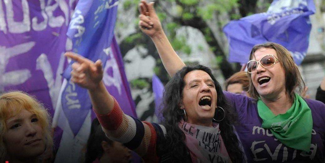 Travestis reclamarán en la Casa Rosada.