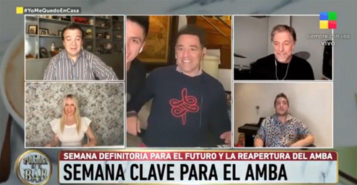 El reclamo del hijo de Iúdica a Luciana Salazar: ¿Por qué no pintó escote?