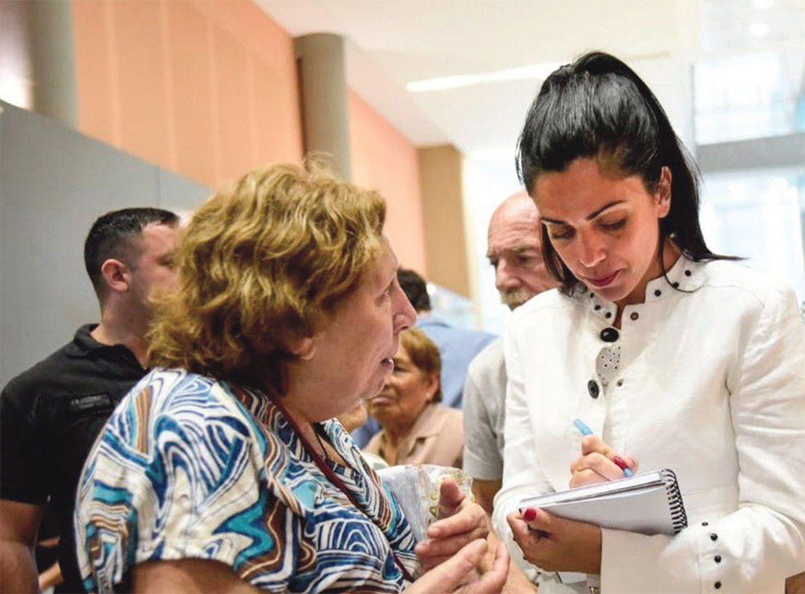 PAMI: Luana Volnovich habló del Plan de Medicamentos Gratis.
