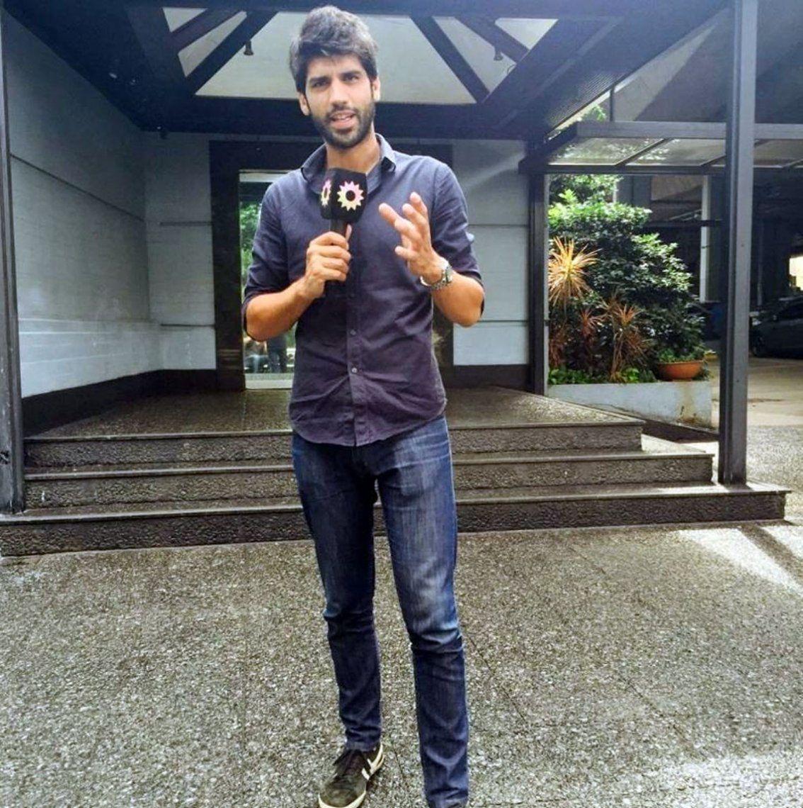 Quién es Eugenio Veppo, el periodista que atropelló y mató a una agente de tránsito