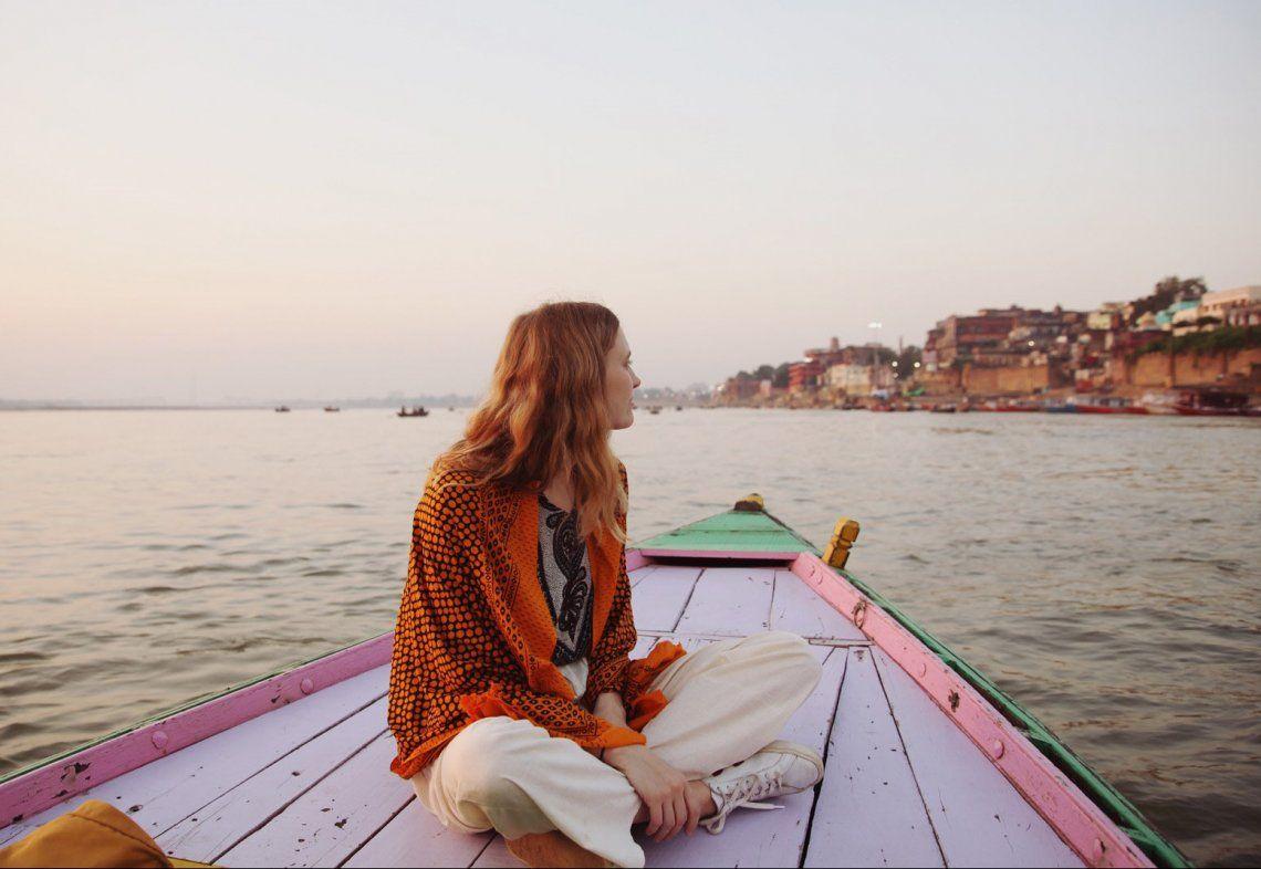 Es inspirador ver a las mujeres salir de viaje