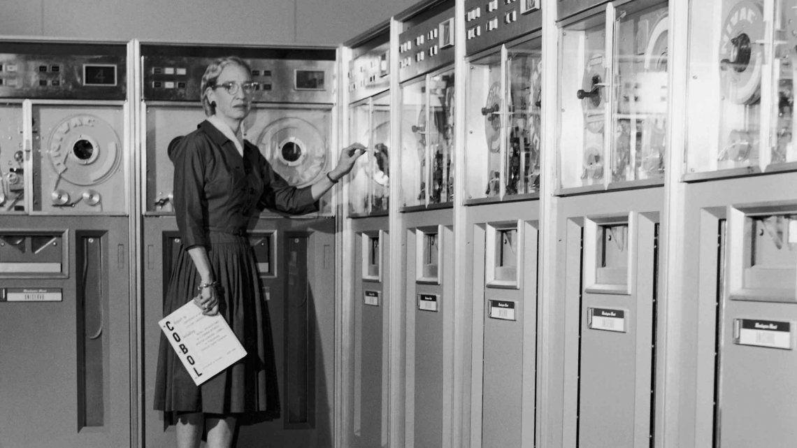 Grace Murray Hooper: el 9 de diciembre se celebra el Día mundial de la Informática en su honor.